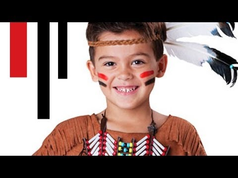 Kids Cowboy, Cowgirl and Indian Costumes
