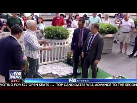 Punch Up Your Patio with QUIKRETE & PAVESTONE on Fox & Friends
