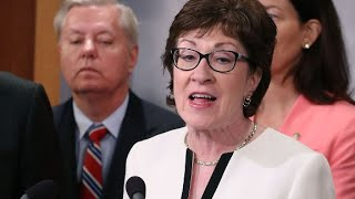 Collins calls for review of Kushner clearance