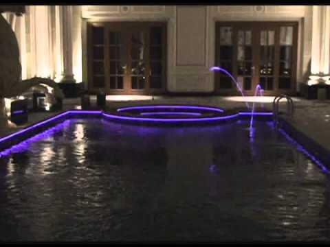 Fiber Optic Pool Lighting Kit - Lights Design Ideas
