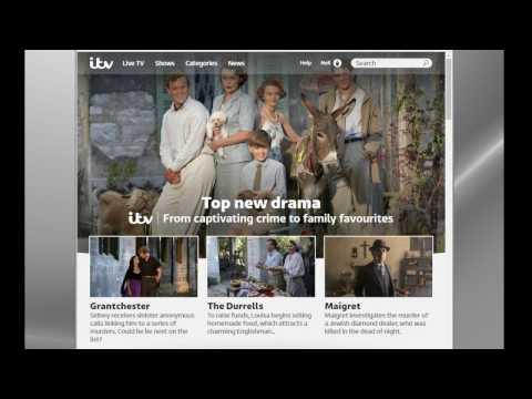 Watch ITV Online Abroad