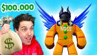 Flexing My $130,000 Roblox Account