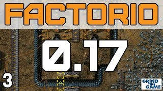Factorio 0 17 - First Impressions #1 - Spaghetti Factory Series