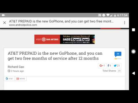 At&t prepaid replaces gophone and offers two free months of service!