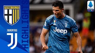 Parma 0-1 Juventus | CR7 goal ruled out by VAR as Chiellini scores winner | Serie A