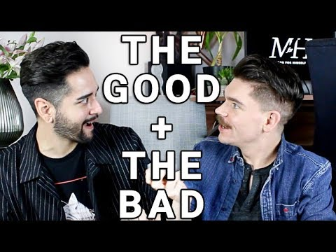 Men's Hair Styling Products - The Best + The Worst! PART 2 - ft Robin James ✖ James Welsh