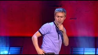 Russell Howard Live In 2008 {Bloomsbury Theatre}