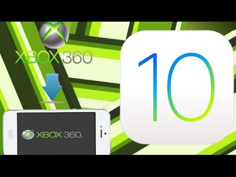 Émulateur de Xbox 360 sur ios 10.2.1