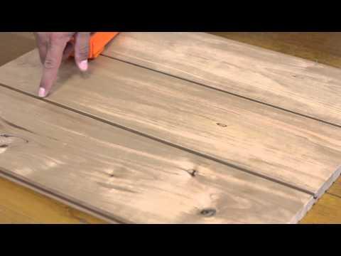 How to Troubleshoot Shrinkage Problems With Hardwood Flooring : Wood Flooring