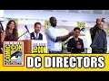 Dc Directors Comic Con 2016 Panel Surprise Ben Affleck Patty
