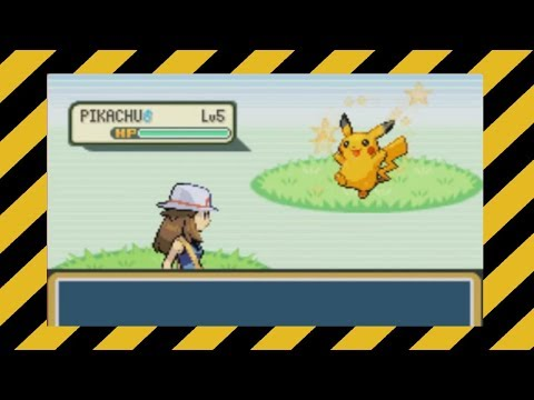 [WSHC #8] [FireRed SBQ #2] Live! 5% Shiny Pikachu After 19,580 Encounters in Viridian Forest