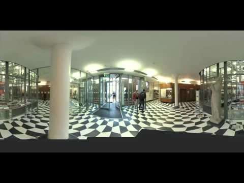 UCL campus highlights in 360 (virtual reality)