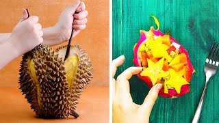 Get Adventurous With More Food Hacks From Around the World! Blossom