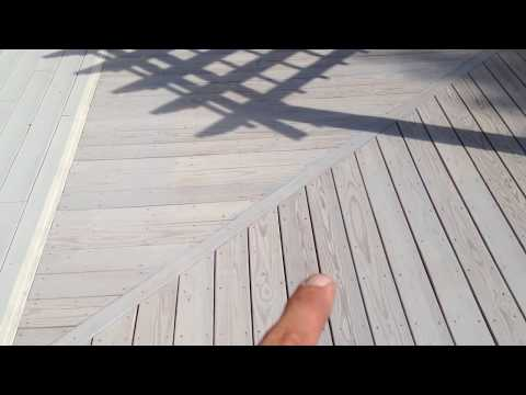 Deck building and staining.$30,000 US. 1007 sq.ft.