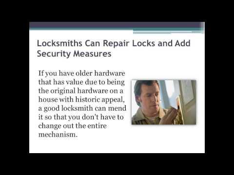 Brisbane Locksmith | What Does A Locksmith Do?