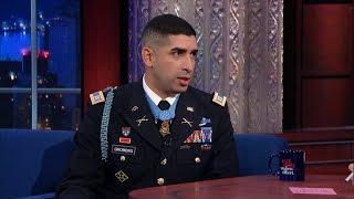 Medal Of Honor Recipient Florent Groberg