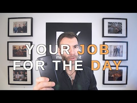 GROW YOUR BANDS AUDIENCE / BUILD A FOLLOWING / YOUR JOB FOR TODAY