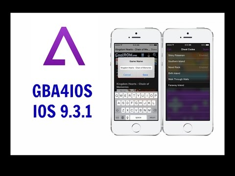 How to Download GBA4IOS ON IOS 9.3.1 or IOS 9.3