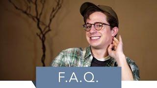 FAQ mit Charlie Puth (Interview)