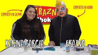 Download Slime con Karina Garcia y Erazno Video