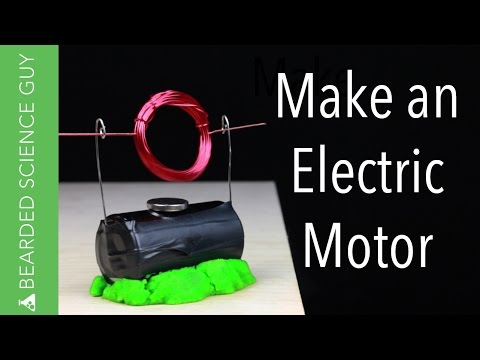 Make an Electric Motor