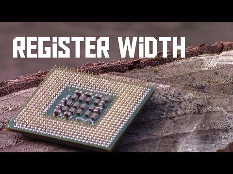 32 bit vs 64 bit computing (AKIO TV)