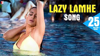 Lazy Lamhe Song | Thoda Pyaar Thoda Magic | Saif Ali Khan | Amisha Patel