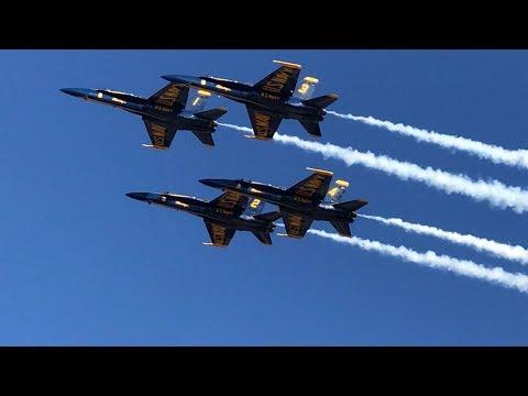 Blue Angels Homecoming Pensacola 2017