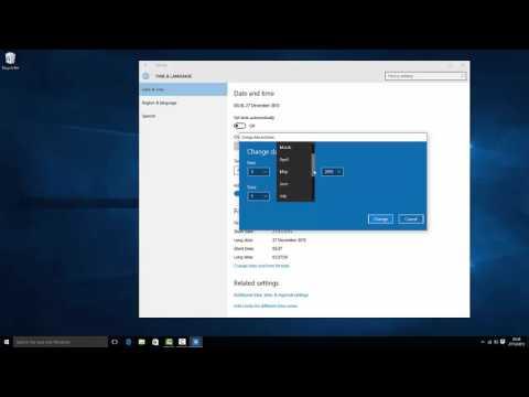Windows 10 Website Security Certificate Error - Fix!!! 2016