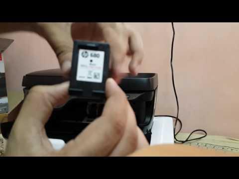 Hp Deskjet Ink Advantage 3835  unboxing.
