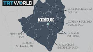 Strait Talk:  Kirkuk retaken, Mogadishu attack, and Egypt