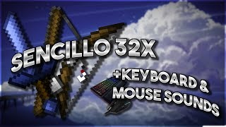Download sencillo 32x Pack Release +Keyboard and Mouse Sounds Video