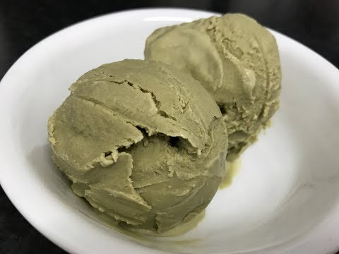 Matcha green tea Ice cream recipe