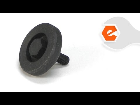 Trimmer Repair - Replacing the Mow Ball Bolt (Husqvarna Part # 532180334)