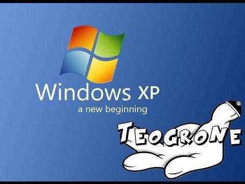 Cómo descargar e instalar el Windows XP full de 32 y 64 Bits - 1 Link