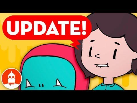 Cartoon Hangover's March Update - Slug Riot on YouTube, NEW GO Cartoon, The Summoning Q&A + MORE