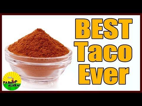 Best Taco Seasoning Recipe - Easy and Organic