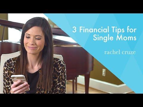 3 Financial Tips for Single Moms (#AskRachel)