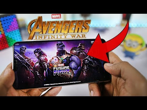 Top 5 Avengers Infinity War Game for Android - That You Must Play!