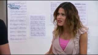 Violetta 2 - Vilu singing - In My Own World (En mi Mundo) French - Episode 22