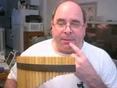 How to play Pan-Flute Tip#2