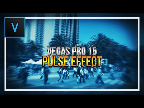 How To: Create a Pulsing Effect in Vegas Pro 15
