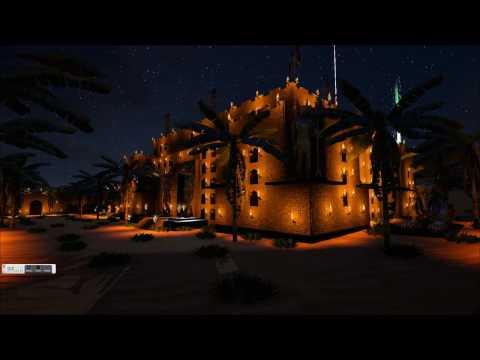 Ark Survival: Wolf's Trip to Egypt & Arabian Village (ARKitect)