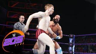 Gentleman Jack Gallagher vs. Tony Nese: WWE 205 Live, June 20, 2017