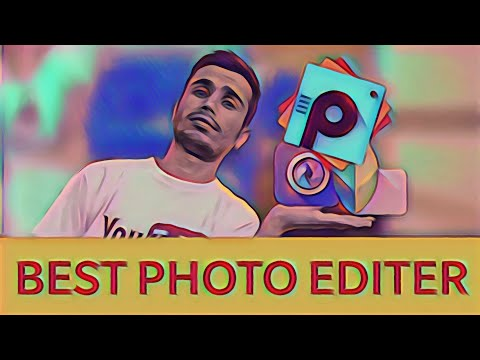 BEST PHOTO EDITER  FOR ANDROID ! Late 2017