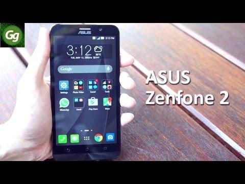 Review ASUS Zenfone 2 ZE551ML Indonesia