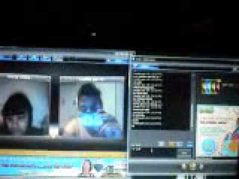 oovoo and skype boring day!!! :D........vlog #16