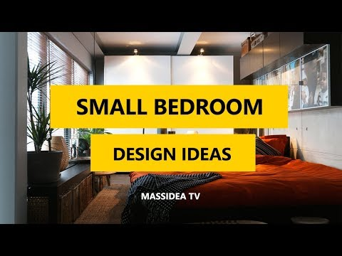 50+ Best Small Bedroom Ideas to Make Your Home Look Bigger