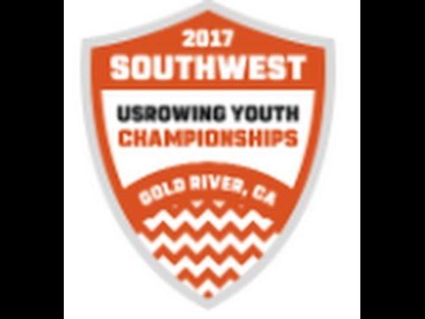 2017 USRowing Southwest Youth Championships, Sunday Afternoon