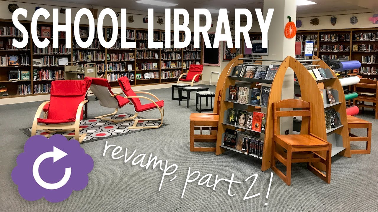 How to Design School Libraries that Students will Love: Part 2 of 3